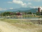 Bambusowy mostek